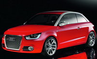 2010 Audi A1, Audi A1 , exterior, gallery_worthy