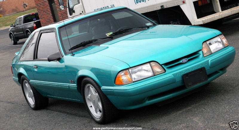92 Mustang lx 5.0 Hatchback 1992 Ford Mustang 2 dr lx 5.0