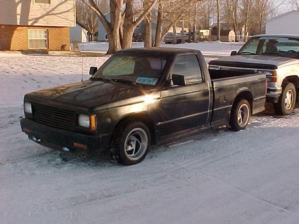 1985 Chevrolet S 10 Pictures Cargurus