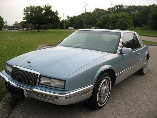 Picture of 1989 Buick Riviera