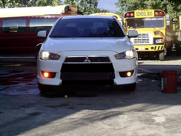 2009 Mitsubishi Lancer GTS picture, exterior
