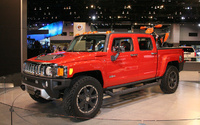 2010 Hummer H3T Luxury picture, exterior