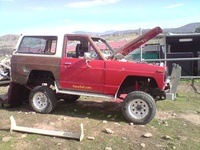 1981 Nissan Patrol Overview