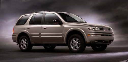 Picture of 2003 Oldsmobile Bravada 4 Dr STD AWD SUV