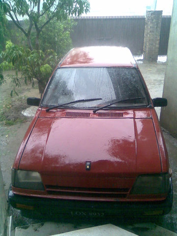 Picture of 1986 Suzuki Swift