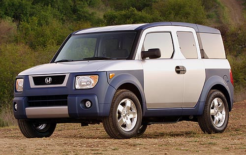 2006 Honda Element EX AWD picture