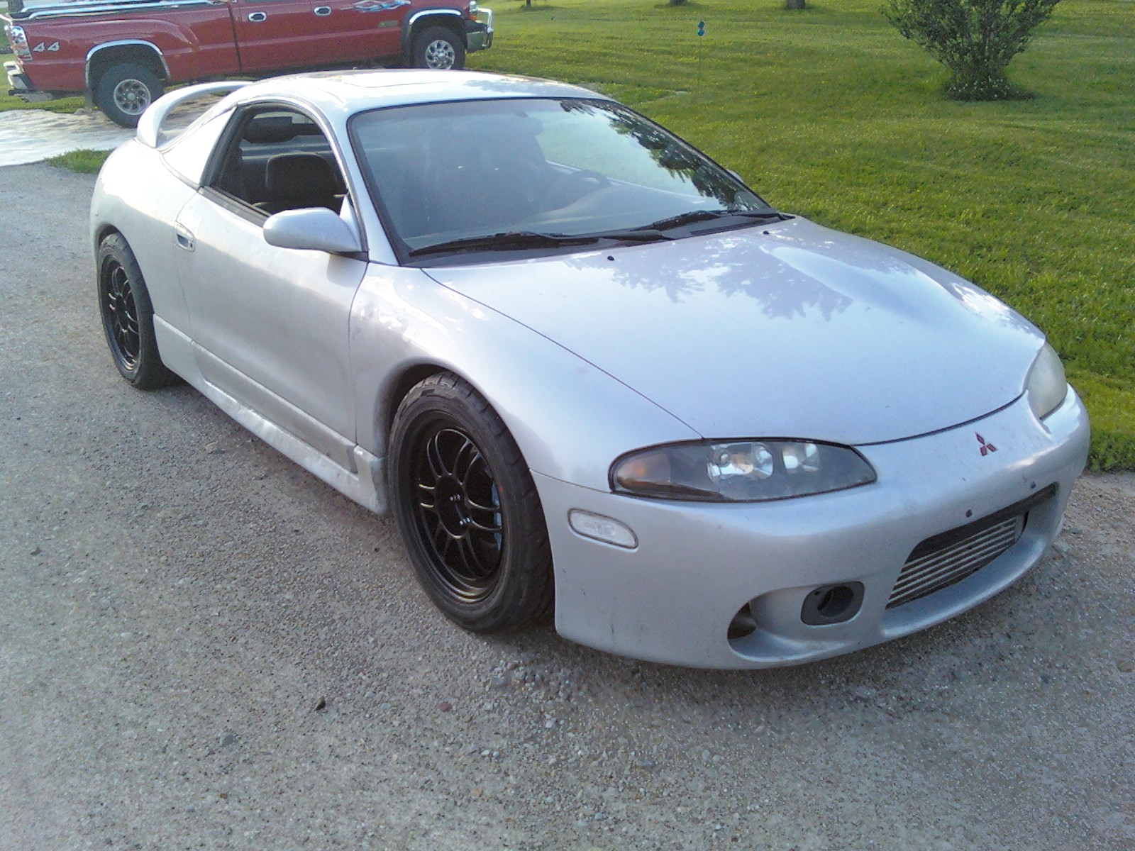 1999 Mitsubishi Eclipse Gsx For Sale