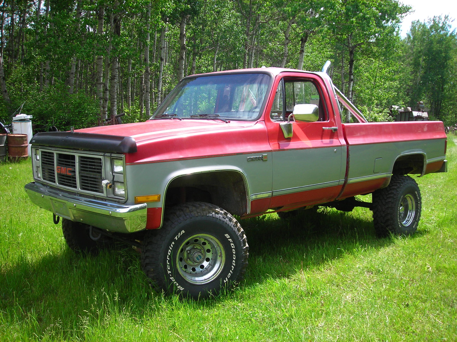 1987 gmc sierra picture exterior for G stone motors middlebury vermont