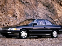 1989 Acura Legend Overview