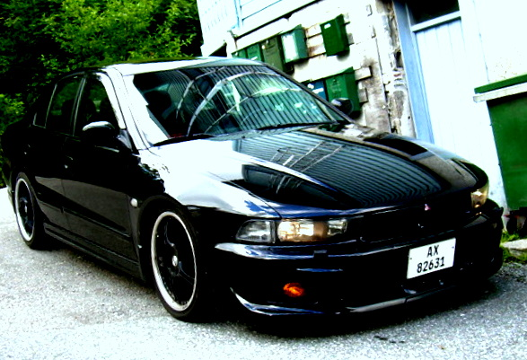 mitsubishi galant 2003. 2003 Mitsubishi Galant LS