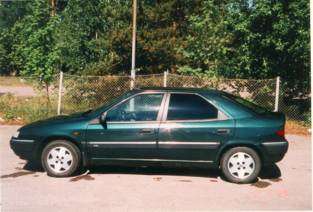 Picture of 1994 Citroen Xantia