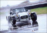 2007 Caterham Seven Picture Gallery