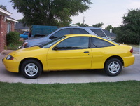 Picture of 2004 Chevrolet Cavalier LS Coupe, exterior