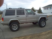 Picture of 2000 Jeep Cherokee Classic 4WD, exterior, gallery_worthy