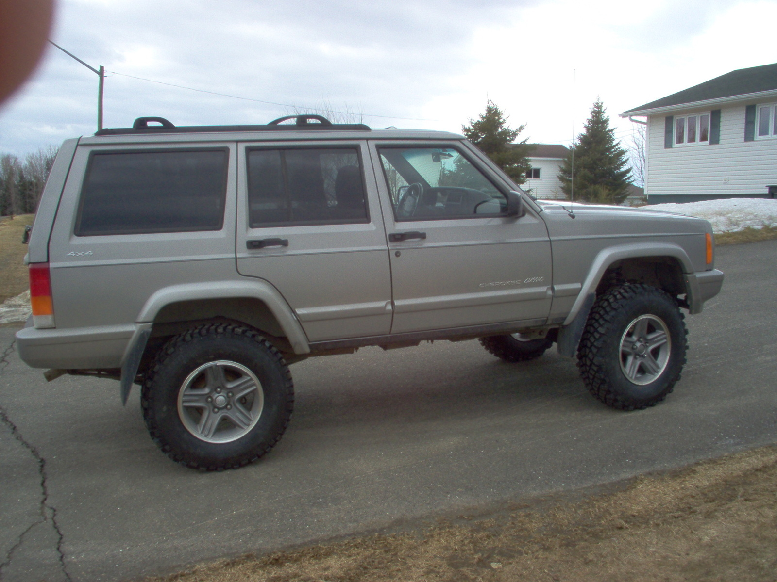 2000 Jeep Cherokee Pictures Cargurus