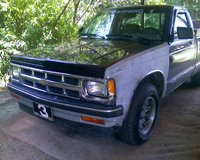 Picture of 1993 Chevrolet S-10 2 Dr Tahoe Standard Cab SB, exterior