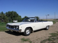 1968 Dodge Polara picture, exterior