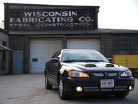 2001 Pontiac Grand Am SE picture, exterior