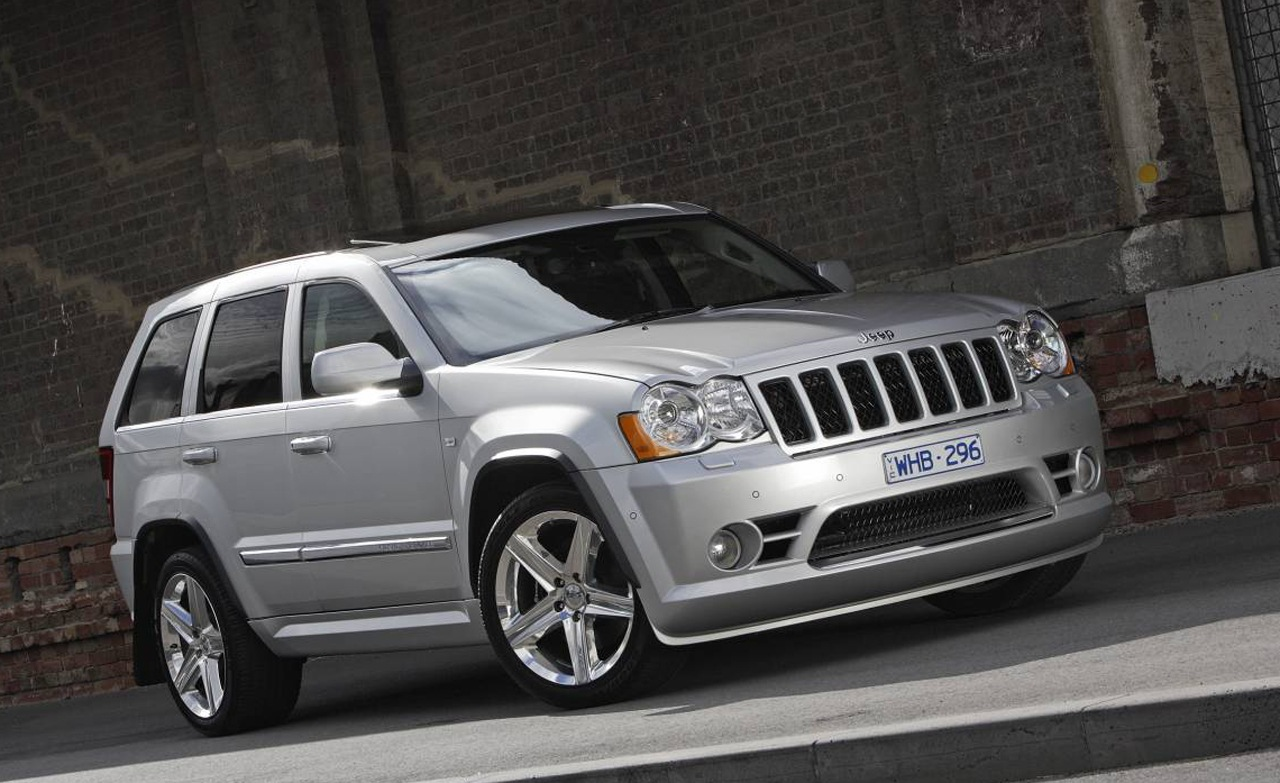 CD Next Jeep Grand Cherokee SRT8 all but confirmed