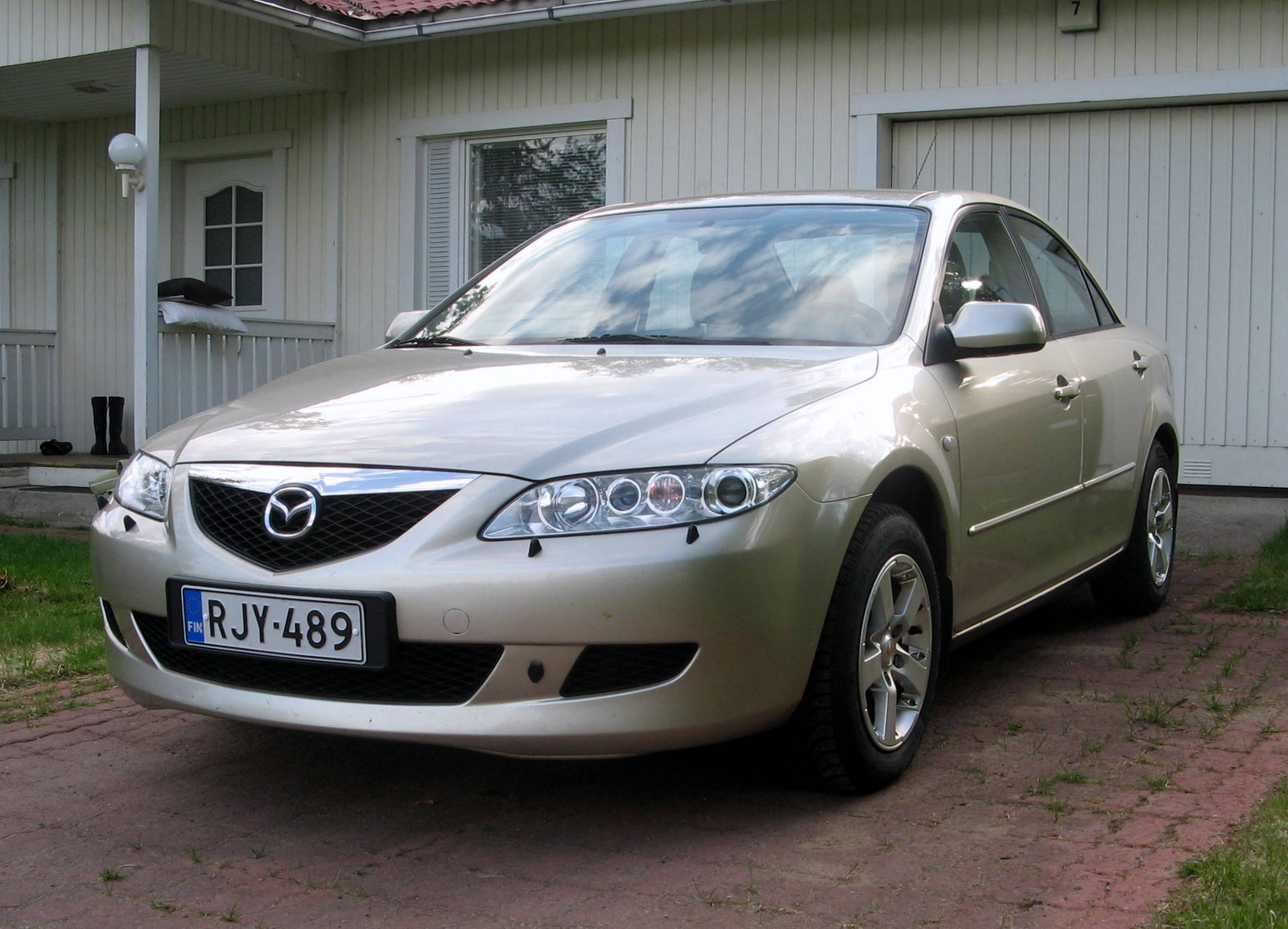 2003 mazda mazda6 pictures cargurus. Black Bedroom Furniture Sets. Home Design Ideas