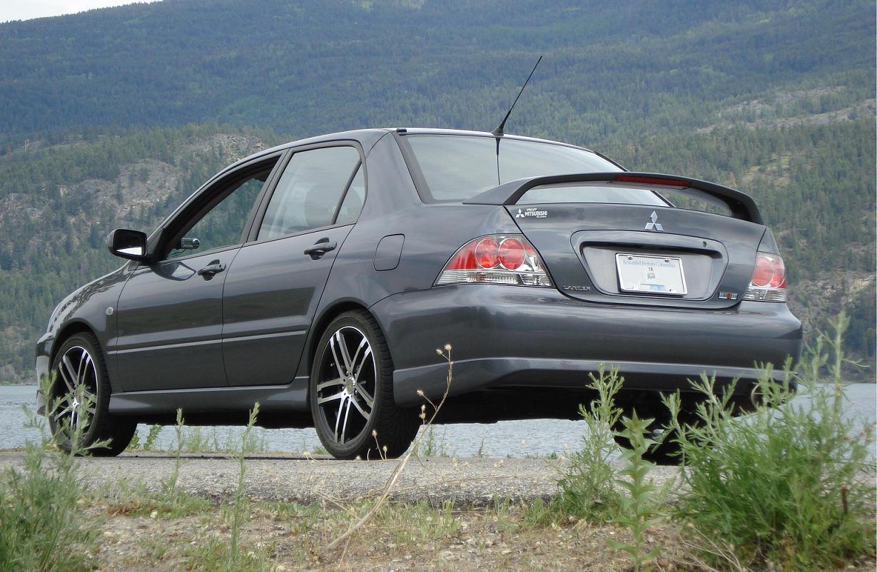 2006 Mitsubishi Lancer Pictures Cargurus