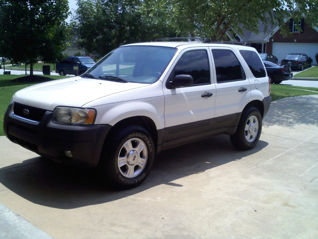 Picture of 2003 Ford Escape