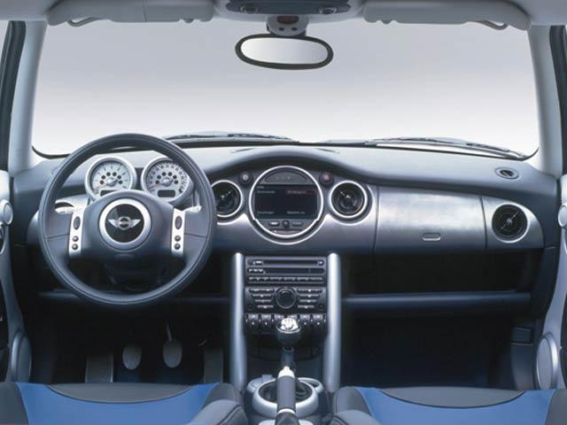 2007 Mini Cooper S Interior. 2004 MINI Cooper S picture,