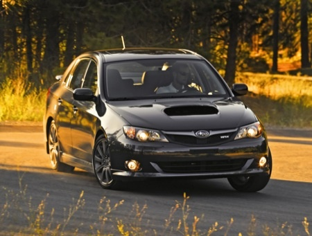 Picture of 2008 Subaru Impreza WRX STi, exterior