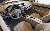 2010 Mercedes-Benz E-Class, Interior View, interior, manufacturer