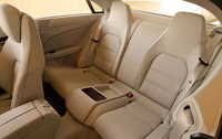 2010 Mercedes-Benz E-Class, Back Interior View, interior, manufacturer