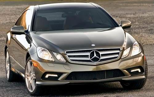 2010 Mercedes-Benz CL550