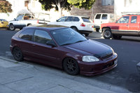 Picture of 1999 Honda Civic CX Hatchback, exterior, gallery_worthy