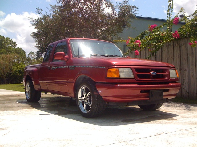 Picture of 1995 Ford Ranger Splash Extended Cab Stepside SB
