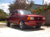 Picture of 1995 Ford Ranger Splash Extended Cab Stepside SB, exterior