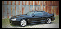 1994 Ford Mustang SVT Cobra Overview