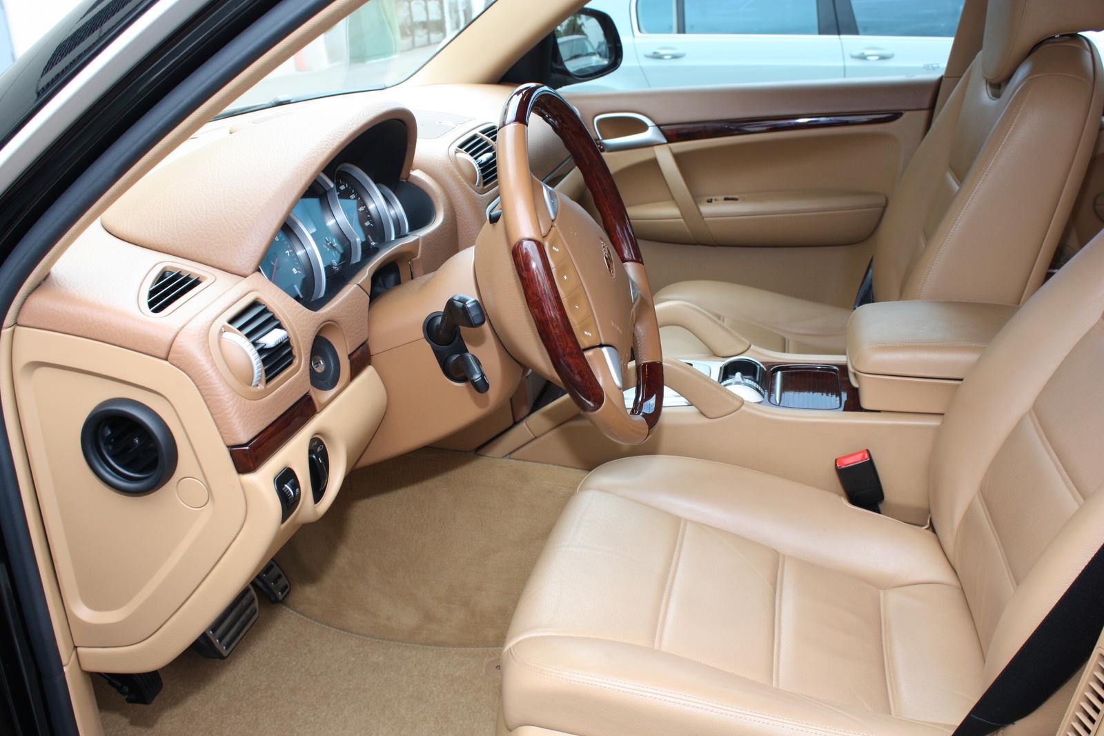 2006 Porsche Cayenne Interior Pictures Cargurus