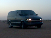 2004 GMC Safari picture, exterior
