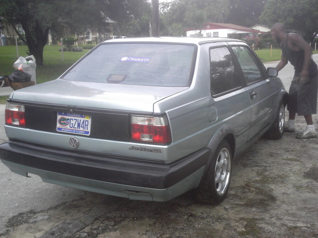 Picture of 1990 Volkswagen Jetta GL Coupe, exterior, gallery_worthy
