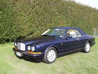 1998 Bentley Azure Overview