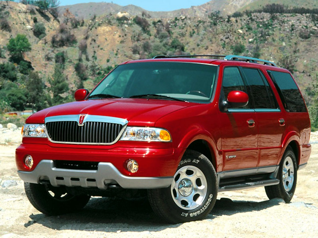 2000 Lincoln Navigator Pictures Cargurus