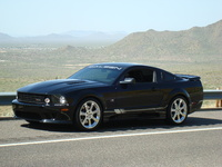 2007 Saleen S281 Coupe SC, Copperstate Mustang Club Cruise Yarnell Hill, exterior