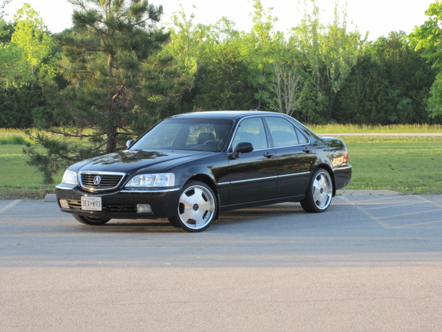 Picture of 2004 Acura RL 3.5L, exterior, gallery_worthy