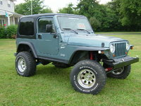 Picture of 1998 Jeep Wrangler SE, exterior