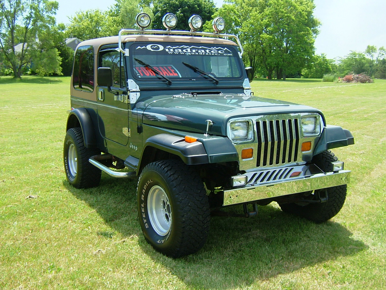 1994 Jeep Wrangler - Pictures