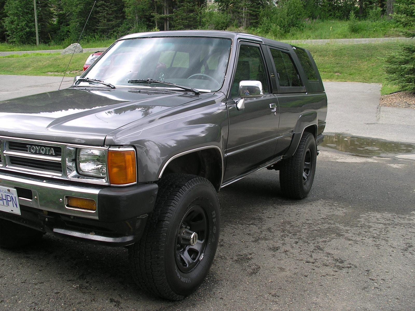 1985 toyota hilux pickup truck engine  1985  free engine