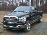 2006 Dodge Ram Pickup 1500 picture, exterior