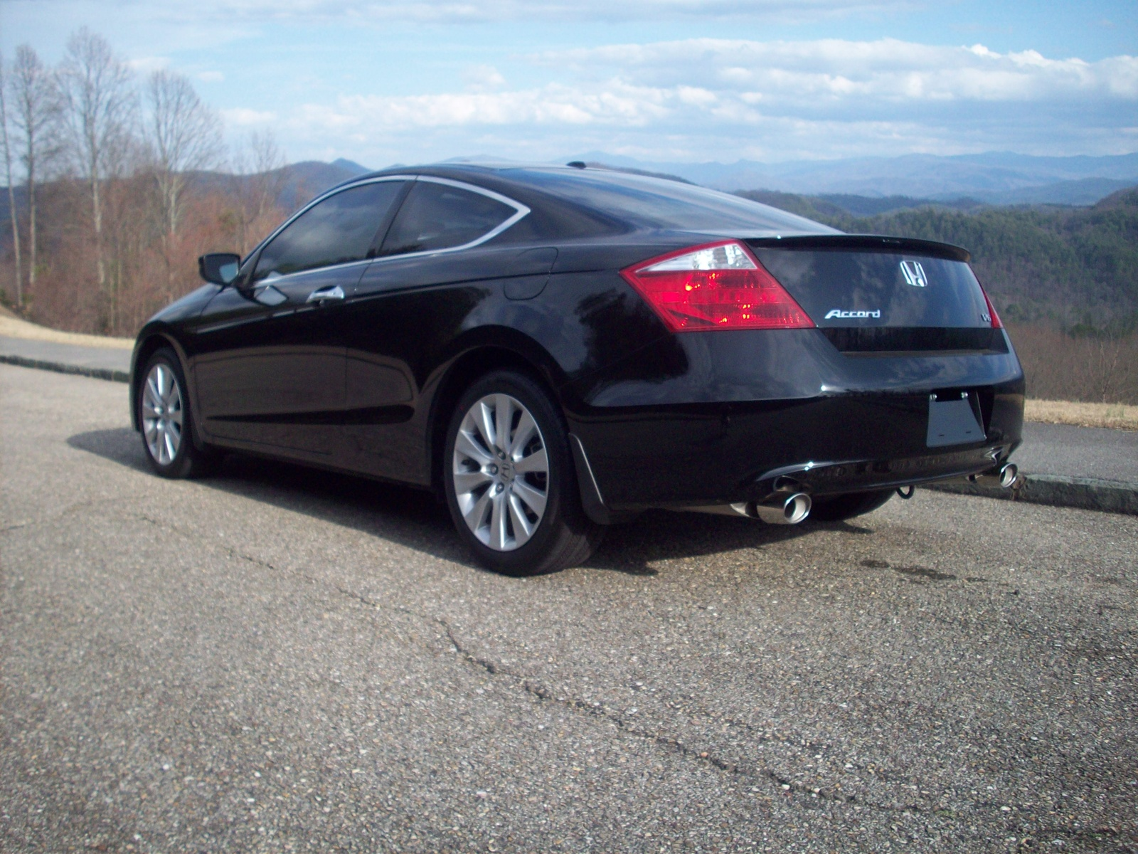 2009 honda accord coupe v6 hp