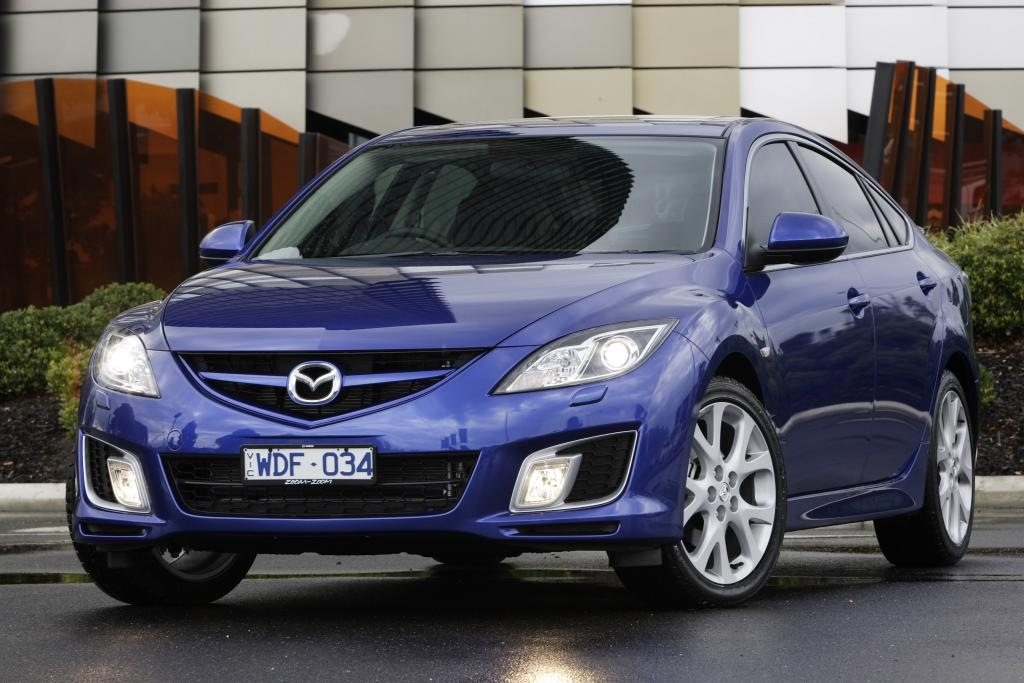 2009 mazda mazda6 exterior pictures cargurus. Black Bedroom Furniture Sets. Home Design Ideas