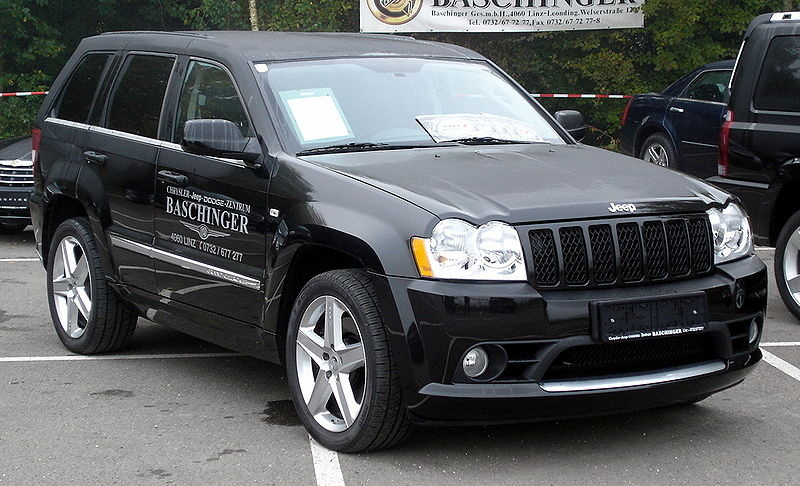 2009 jeep grand cherokee - overview