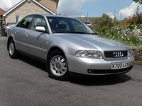 2000 Audi A4 Overview